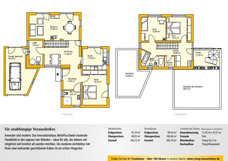 ytong bausatzhaus gut gebaut gambit. Black Bedroom Furniture Sets. Home Design Ideas